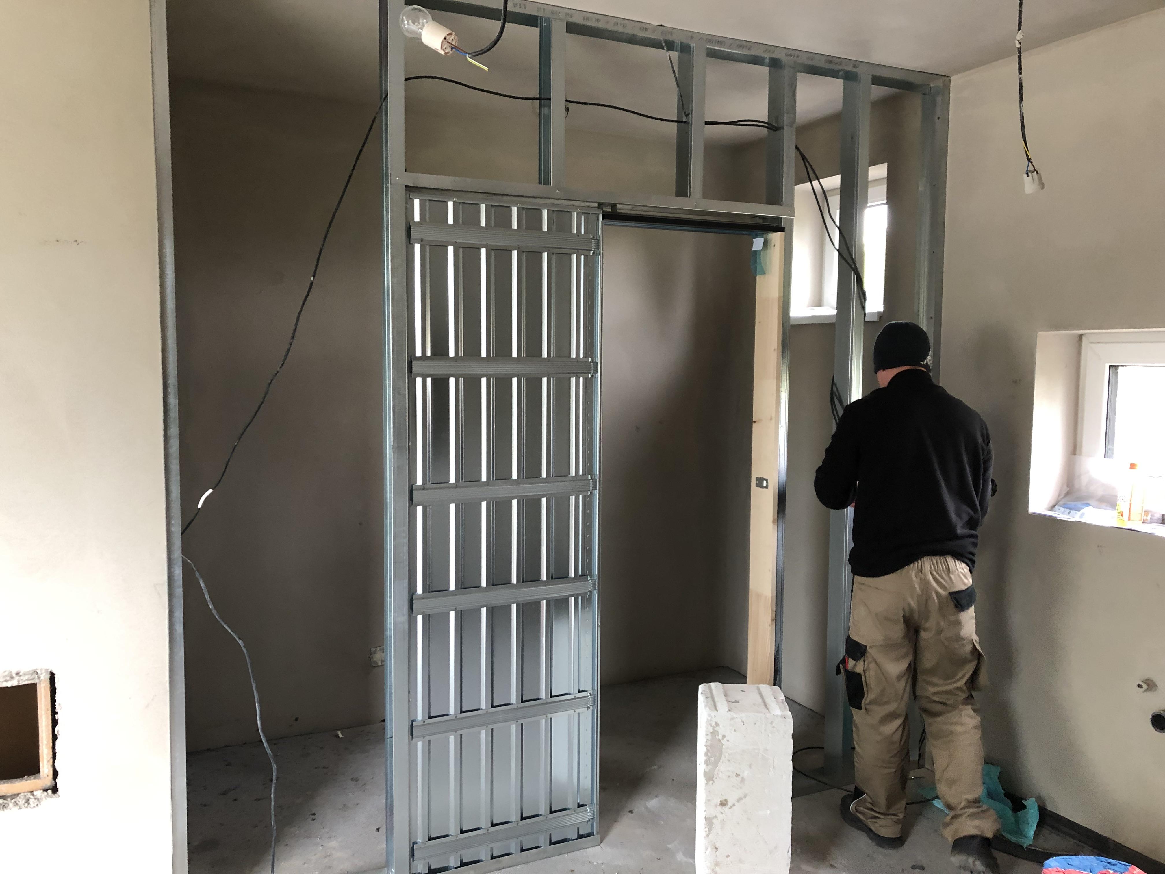 stavebné puzdro do sadrokartónu