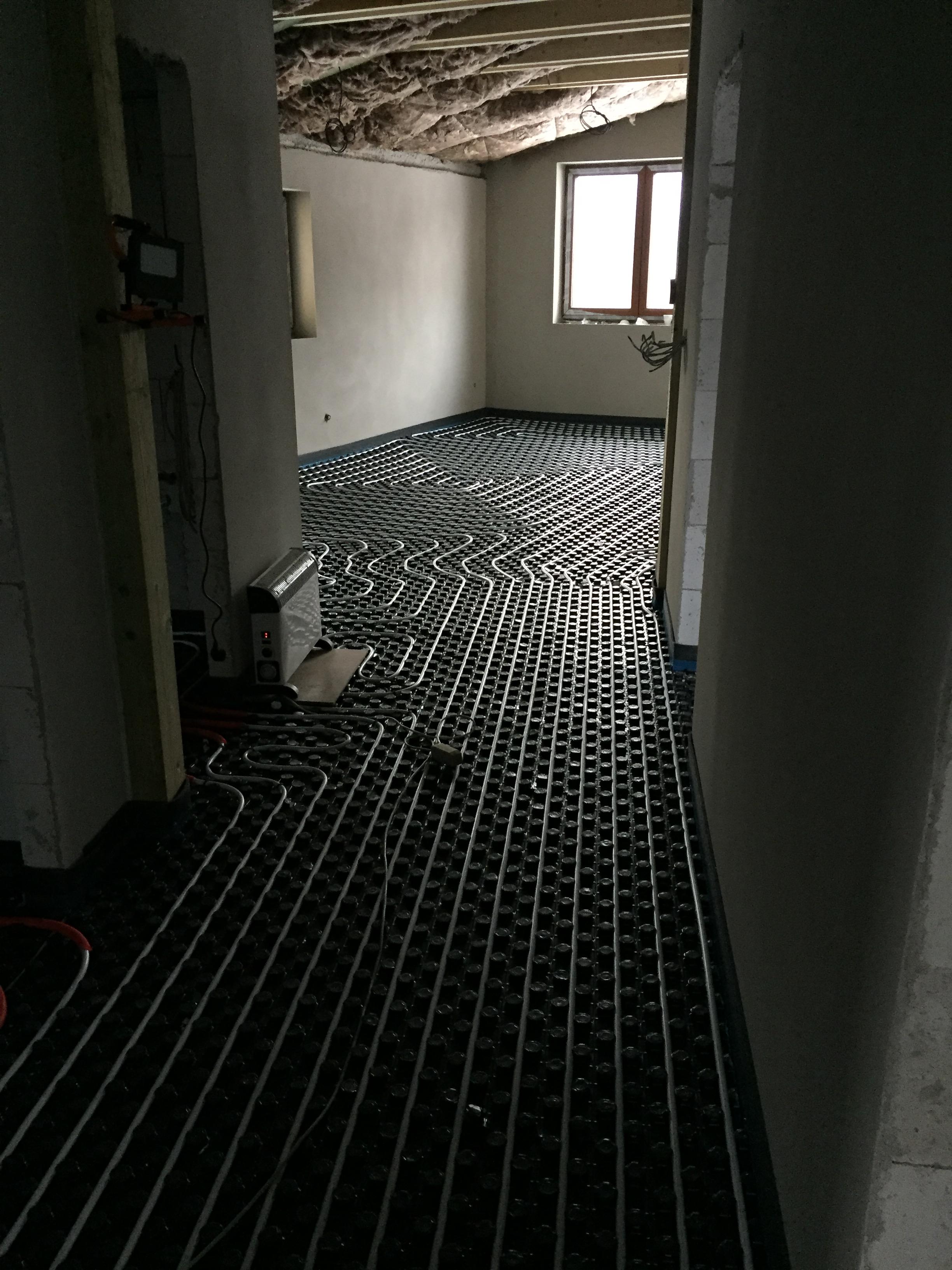 vykurovanie podlahové